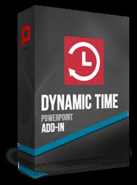 Indicador dinámico del tiempo para PowerPoint