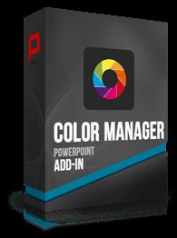 Administrador de colores